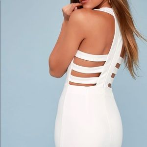 Sexy Backless Maxi Dress - NEW